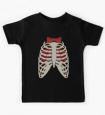 Time Lord have Two Hearts Kids Tee