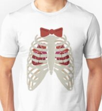 Time Lord have Two Hearts Unisex T-Shirt