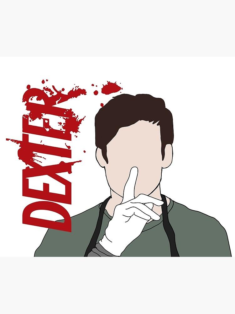 Dexter Morgan Shhhh by km83