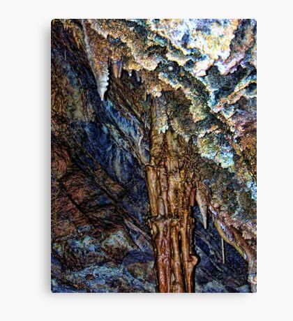 Lewis & Clark Caverns 1 (Montana, USA) Canvas Print