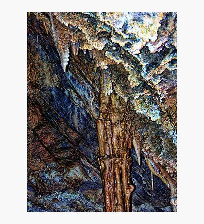 Lewis & Clark Caverns 1 (Montana, USA) Photographic Print