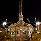 Soldiers' and Sailors' Monument by albino