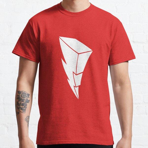 Power Bolt- white decal Classic T-Shirt
