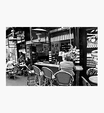 cityscapes #261, four stools Photographic Print