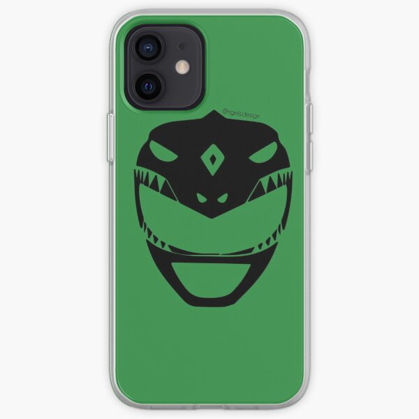 Green Ranger Tommy iPhone Soft Case