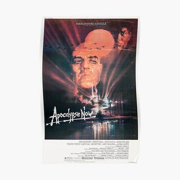 Apocalypse Now 1979 Movie Poster Art Poster