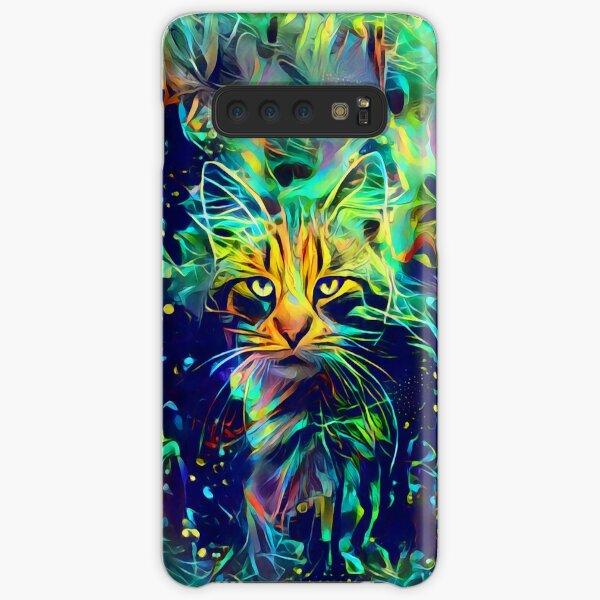 Deep Style Cat Samsung Galaxy Snap Case