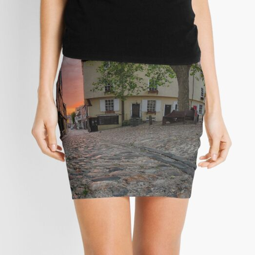 Elm Hill Dawn Mini Skirt
