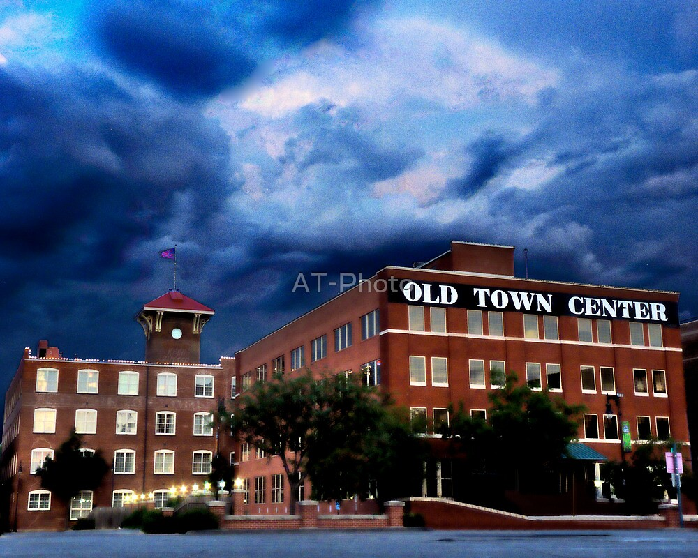 In Oldtown by AT-Photo