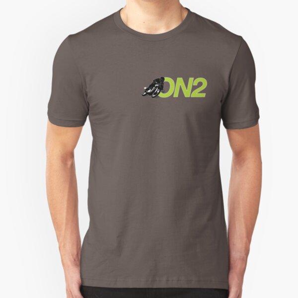 On2 Logo Slim Fit T-Shirt