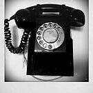 Hall way phone by trishringe
