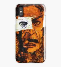 Burning Man iPhone Case/Skin