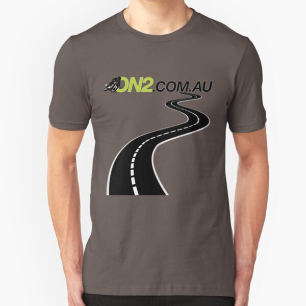 On2 - Windy Road Slim Fit T-Shirt