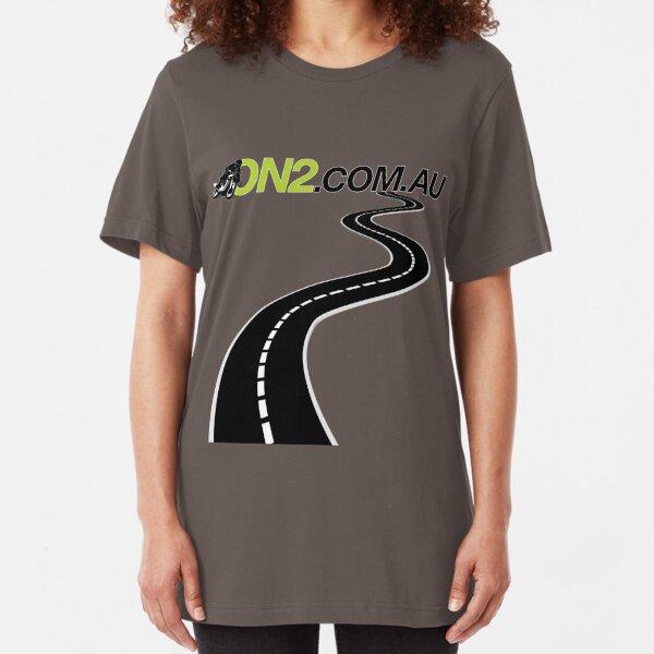 On2 - Windy Road Slim Fit T-Shirt