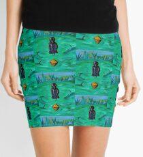 Mama Crow is Amazed! Mini Skirt