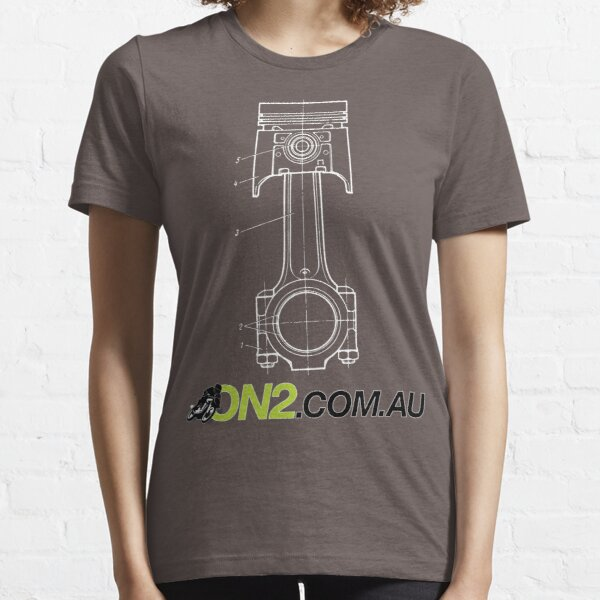 On2 - Piston Goes Bang Essential T-Shirt