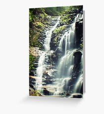 ~ the stillness of nature ~ Greeting Card