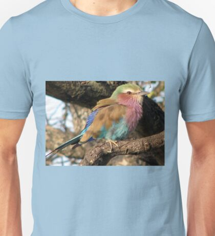 Lilacbreasted Roller (Troupant) T-Shirt