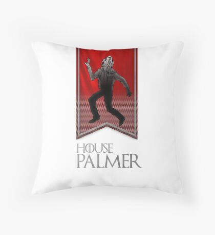 House Palmer Throw Pillow