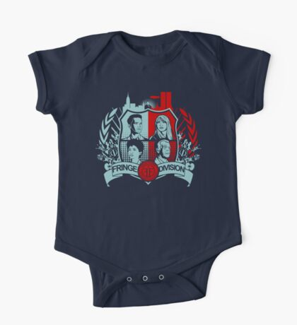 Fringe Division Crest  Kids Clothes