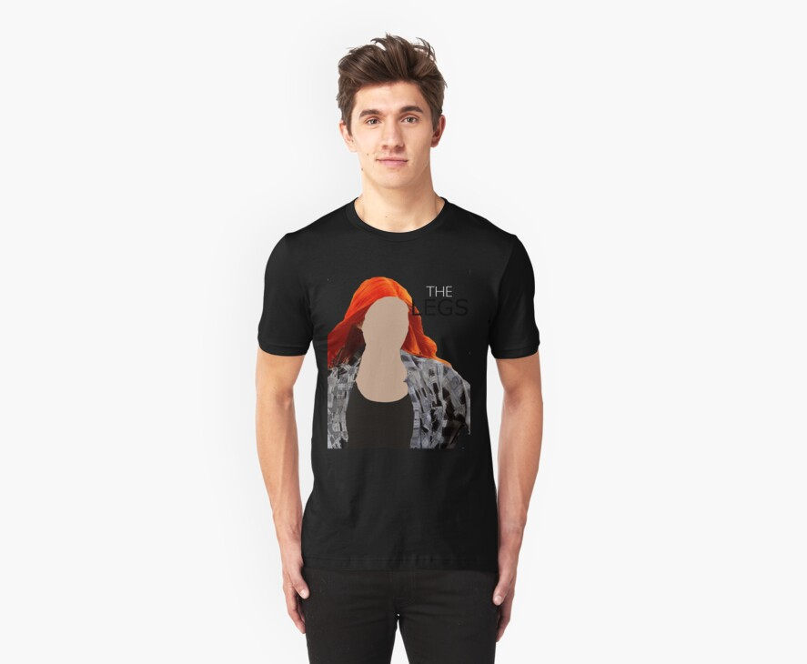 The Legs- Amy Pond- Shirt by GabriellaHolmes