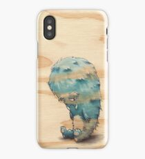 Too Cute to be Scary iPhone Case/Skin