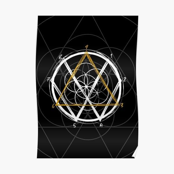 Tesla Code 369 Poster