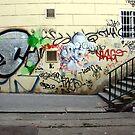 Graffiti by Manuel Gonçalves