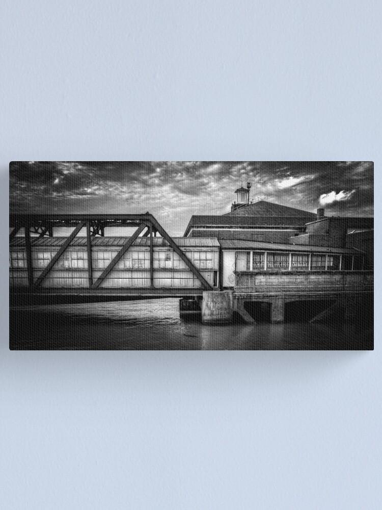 Alternate view of Tilbury Riverside Station Canvas Print