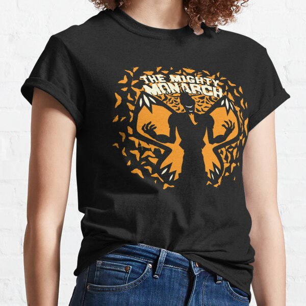 The Mighty Monarch - Venture Bros Team Monarch Classic T-Shirt