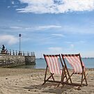 Deck chairs by StephenRB