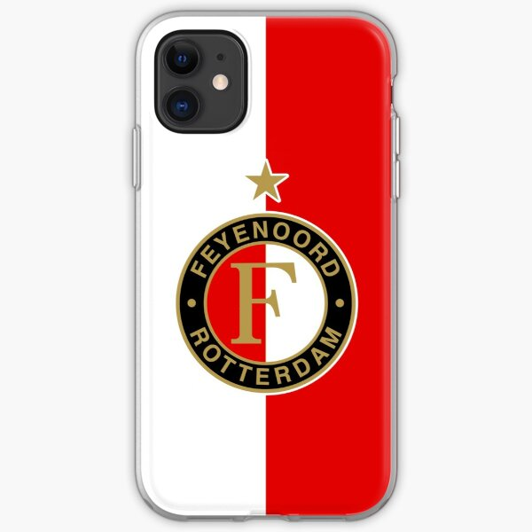 Feyenoord iPhone Soft Case