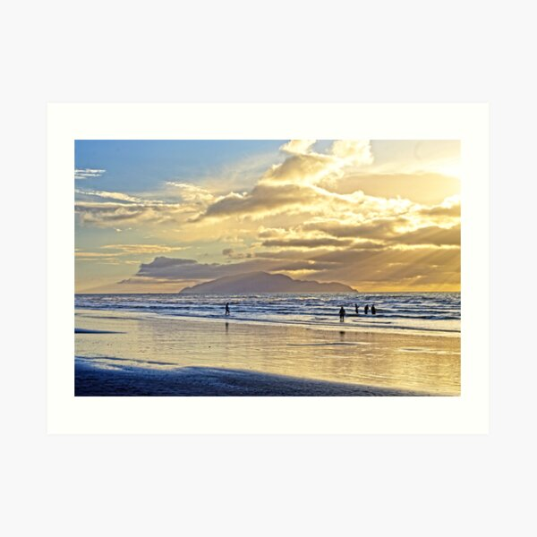 To Catch The Rays Art Print