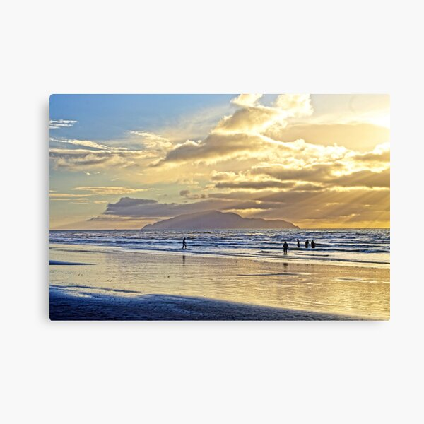 To Catch The Rays Canvas Print