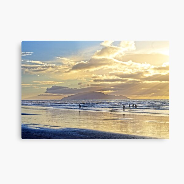 To Catch The Rays Metal Print