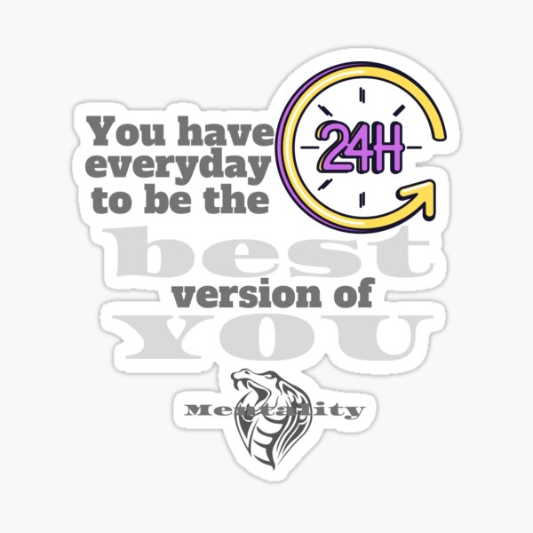 Winning Mentality Sticker