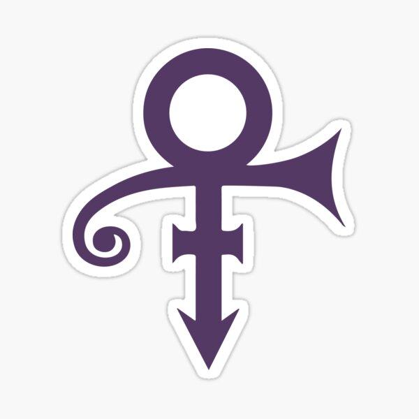 Prinz Liebe Symbol Sticker
