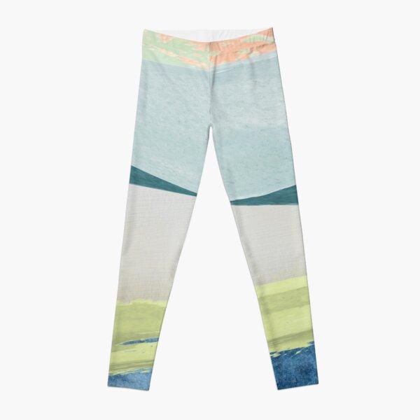 Contemporary Minimalist Pattern Leggings