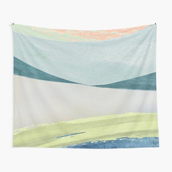 Contemporary Minimalist Pattern Tapestry