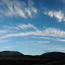 Clouds at Cuil Bay, looking South by cuilcreations