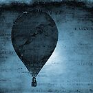 Flying in a Blue Dream by Christine Annas