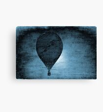 Flying in a Blue Dream Canvas Print