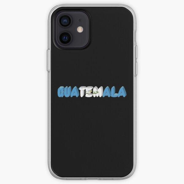 ¡Guatemala! Funda blanda para iPhone