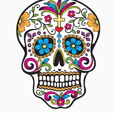 Tattoo Skull by Bragadesigns