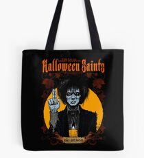 Halloween Saints: Billy Butcherson Tote Bag