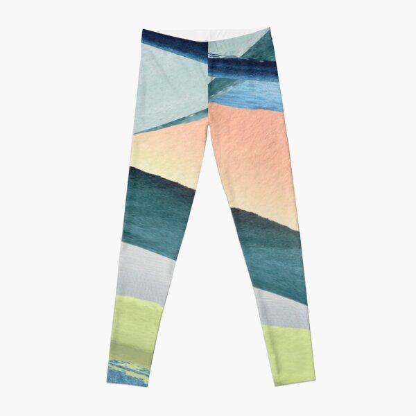 Modern Colorful Design Leggings