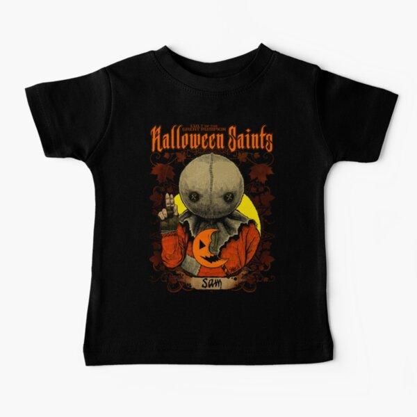 Halloween Saints: Sam Baby T-Shirt