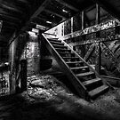 Stairs of Mourning by Reg  Lyons