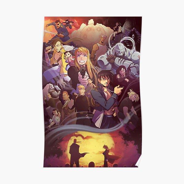 Fullmetal Alchemist - Part 2 Poster