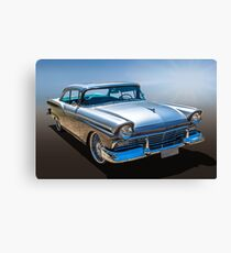 Fairlane Canvas Print